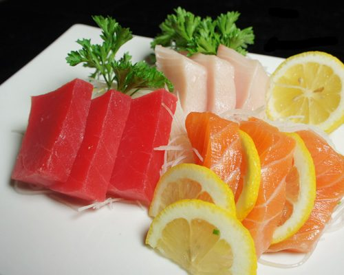ASSORTED SASHIMI MIX