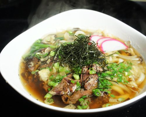 BEEF UDON2