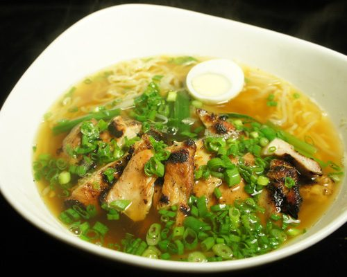 CHICKEN SHOYO RAMEN