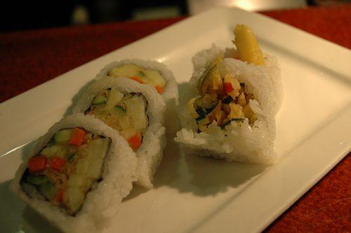 vegie tempura